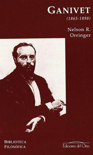 GANIVET (1865-1898).