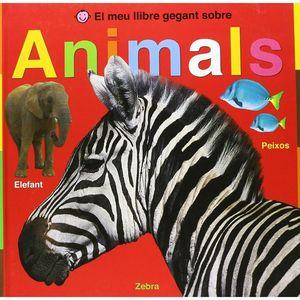 EL MEU LLIBRE GEGANT SOBRE ANIMALS