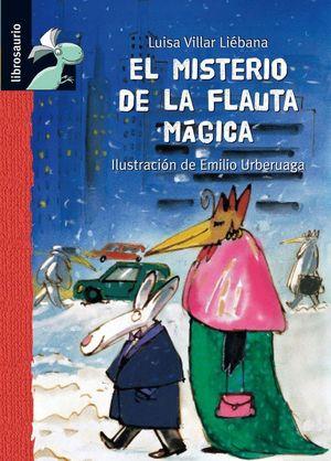 EL MISTERIO DE LA FLAUTA MÁGICA