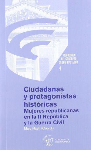 CIUDADANAS Y PROTAGONISTAS HISTORICAS