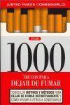 1000 TRUCOS PARA DEJAR DE FUMAR
