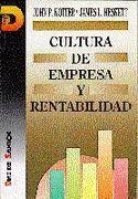 CULTURA DE EMPRESA Y RENTABILIDAD