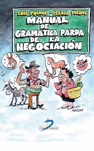 MANUAL DE GRAMÁTICA PARDA DE LA NEGOCIACIÓN