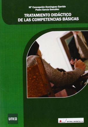TRATAMIENTO DIDÁCTICO DE LAS COMPETENCIAS BÁSICAS
