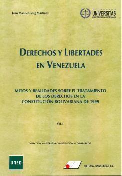 DERECHOS Y LIBERTADES EN VENEZUELA.