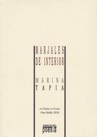 MARJALES DE INTERIOR
