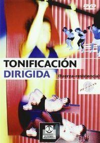 TONIFICACION DIRIGIDA (DVD VIDEO)