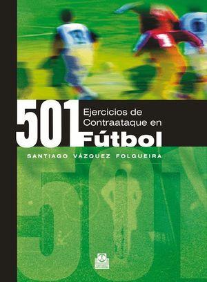 501 EJERCICIOS DE CONTRAATAQUE EN FOTBOL