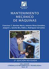 MANTENIMIENTO MECANICO DE MAQUINAS