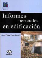INFORMES PERICIALES EN EDIFICACIÓN.