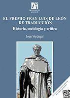 EL PREMIO FRAY LUIS DE LEÓN DE TRADUCCIÓN.HISTORIA, SOCIOLOGÍA Y CRÍTICA