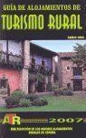 ALOJAMIENTOS TURISMO RURAL 2007