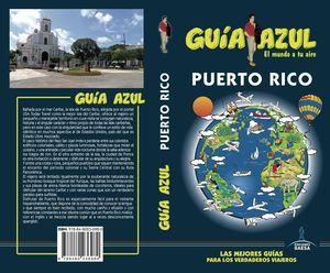 PUERTO RICO (GUIA AZUL 2017)
