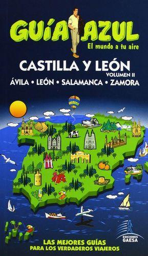 GUÍA AZUL CASTILLA LEON II