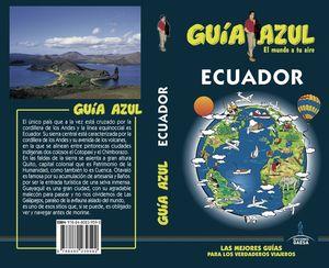 ECUADOR (GUIA AZUL 2017)