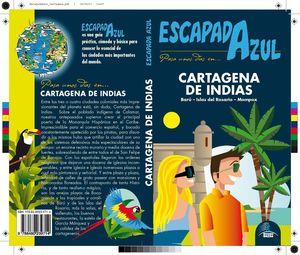 CARTAGENA DE INDIAS (ESCAPADA AZUL 2017)