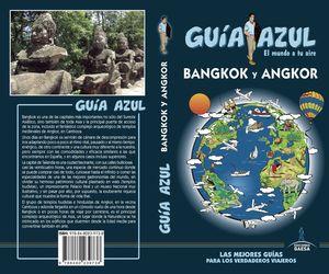 BANGKOK Y ANGKOR GUIA AZUL