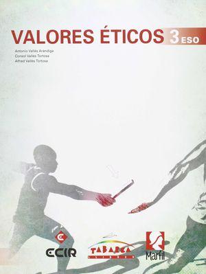 VALORES ÉTICOS 3º LIBRO ALUMN0