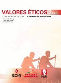 VALORES ÉTICOS 2º ESO CUADERNO