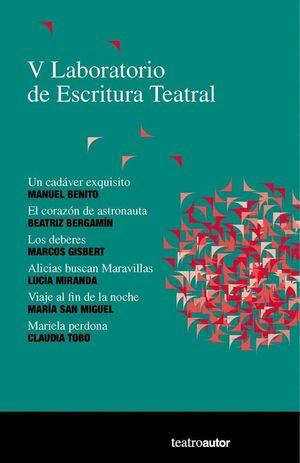 V LABORATORIO DE ESCRITURA TEATRAL