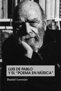 LUIS DE PABLO Y EL
