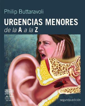 URGENCIAS MENORES, 2ª ED.