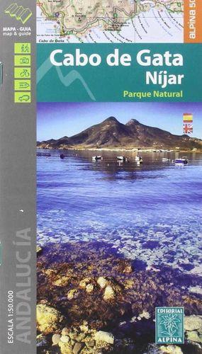 CABO DE GATA NIJAR PARQUE NATURAL