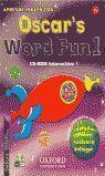 OSCARS WORD FUN 1 CD ROM