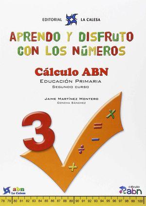 CUADERNO APRENDO Y DISFRUTO CON LOS NUMEROS 3 (2015)