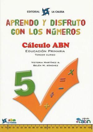 CUADERNO APRENDO Y DISFRUTO CON LOS NUMEROS 5 (2015)