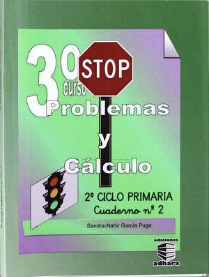 PROBLEMAS 3º EDUCACION PRIMARIA 2 CICLO CUADERNO 2
