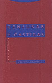 CENSURAR Y CASTIGAR