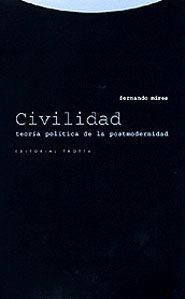 CIVILIDAD TEORIA POLITICA DE LA POSTMODERNIDAD