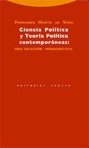 CIENCIA POLITICA Y TEORIA POLITICA CONTEMPORANEAS