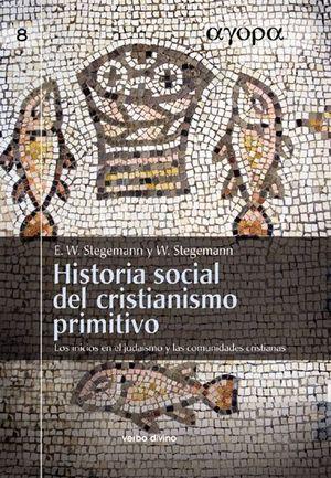 HISTORIA SOCIAL DEL CRISTIANISMO PRIMITIVO