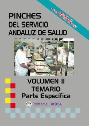 TEMARIO II PARTE ESPECIFICA PINCHES SAS 2015