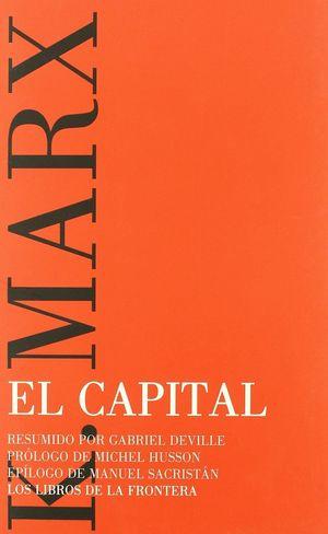 EL CAPITAL (RESUMEN)