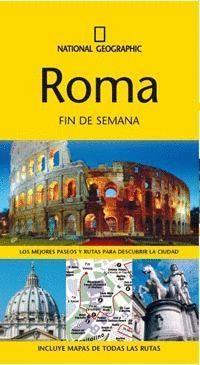 GUIA FIN DE SEMANA ROMA (STEP BY STEP)