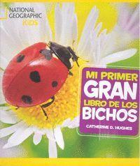 MI PRIMER GRAN LIBRO DE BICHOS