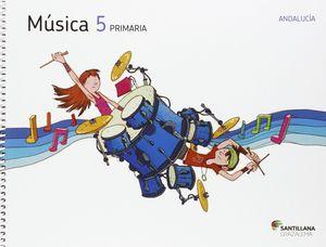 EDUCACION MUSICAL 5 EP + CD AUDICIONES 2015