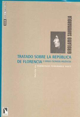TRATADO SOBRE LA REPUBLICA DE FLORENCIA