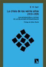 LA CRISIS DE LOS VEINTE AÑOS 1919-1939