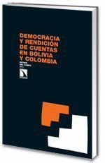 DEMOCRACIA Y RENDICION DE CUENTAS EN BOLIVIA Y COLOMBIA