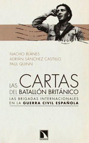 LAS CARTAS DEL BATALLÓN BRITÁNICO