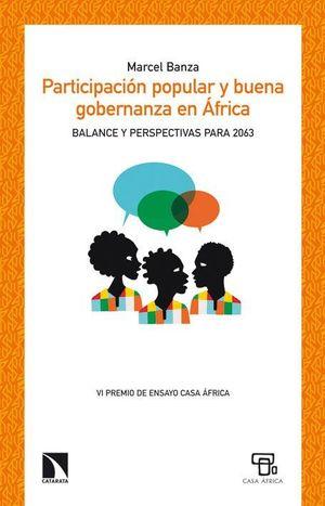 PARTICIPACION POPULAR Y BUENA GOBERNANZA EN AFRICA