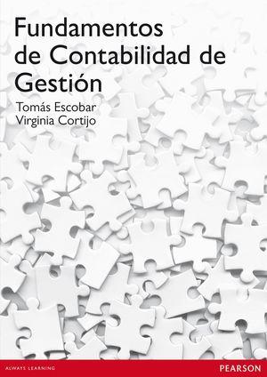FUNDAMENTOS DE CONTABILIDAD DE GESTIÓN