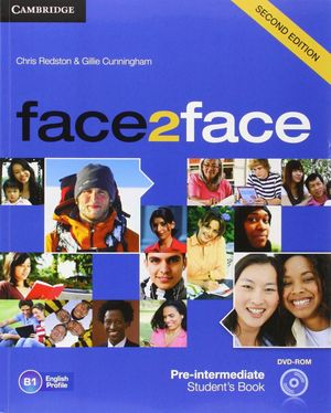 FACE2FACE FOR SPANISH SPEAKERS PRE-INTERMEDIATE STUDENT'S BOOK PACK (STUDENT'S B