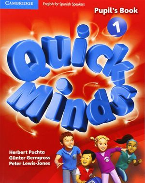 QUICK MINDS 1 PUPIL'S BOOK