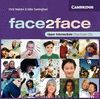 FACE2FACE FOR SPANISH SPEAKERS UPPER INTERMEDIATE CLASS AUDIO CDS (3)