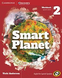 SMART PLANET LEVEL 2 WORKBOOK SPANISH